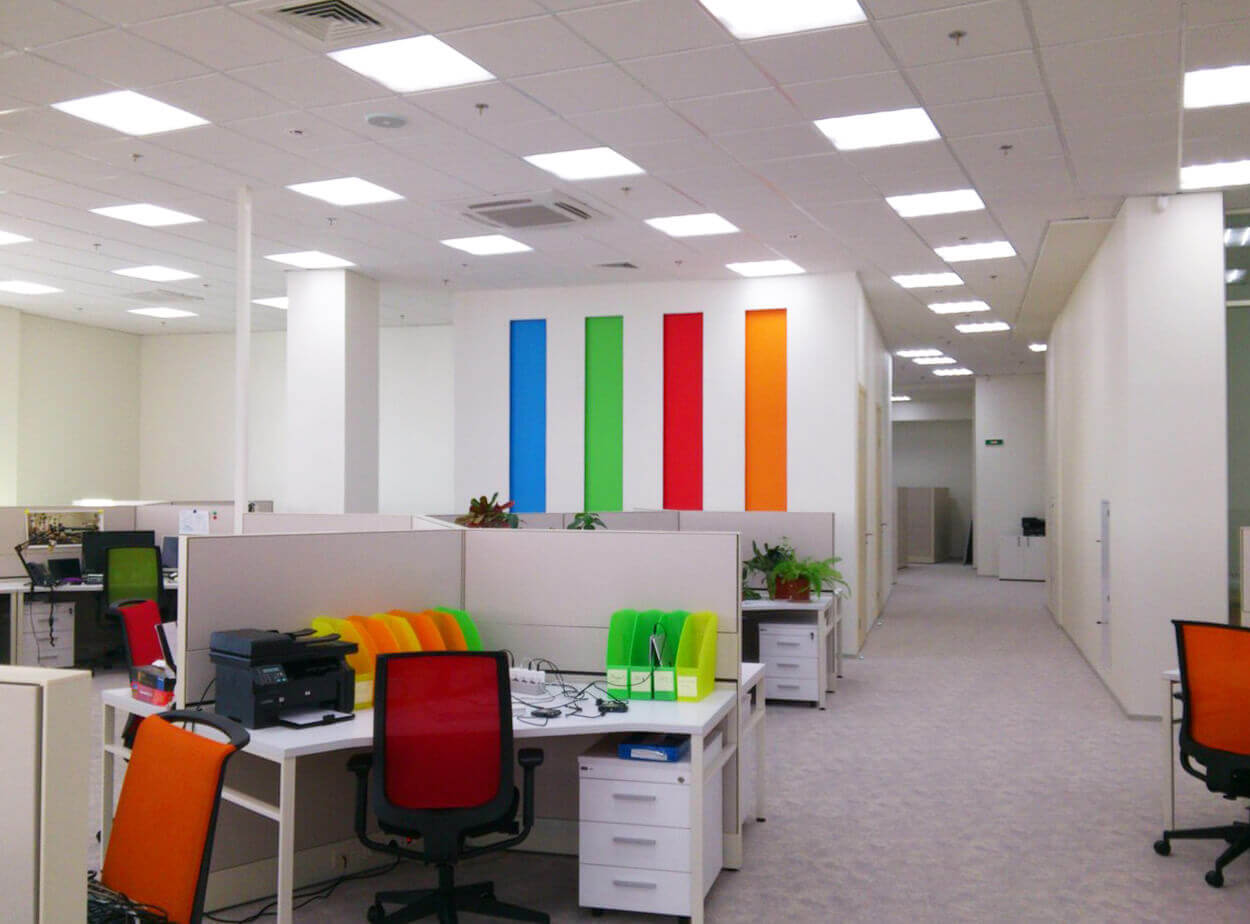 intermedia's St. Petersburg office -- the office