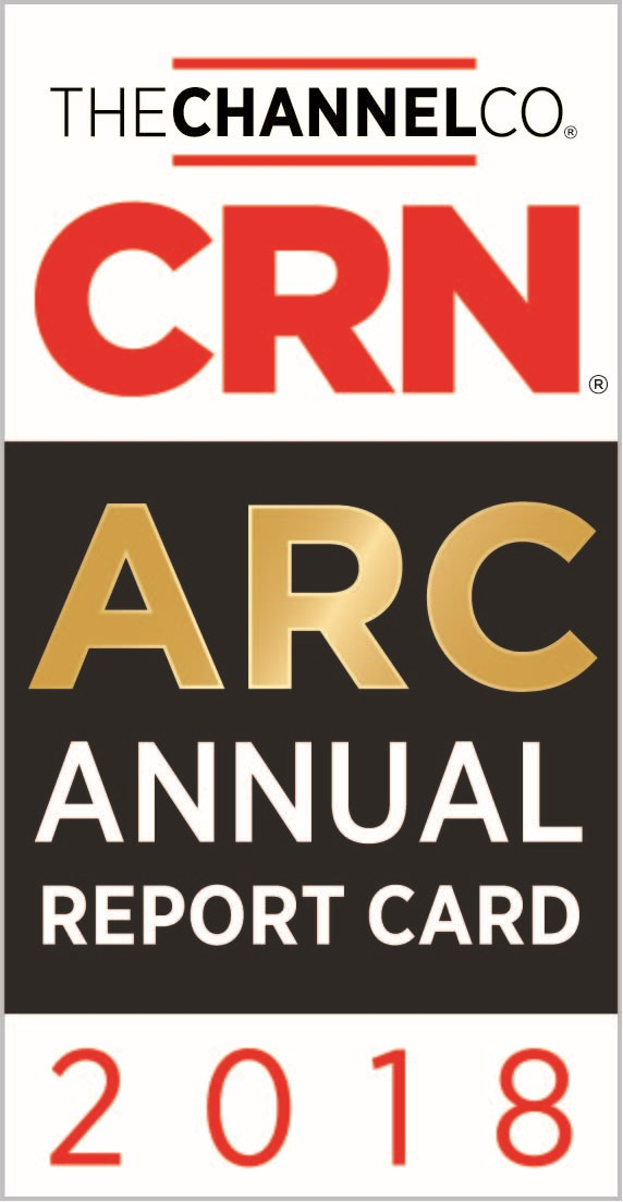 Intermedia Named Overall Collaboration Winner in CRN's 2018 Annual Report Card