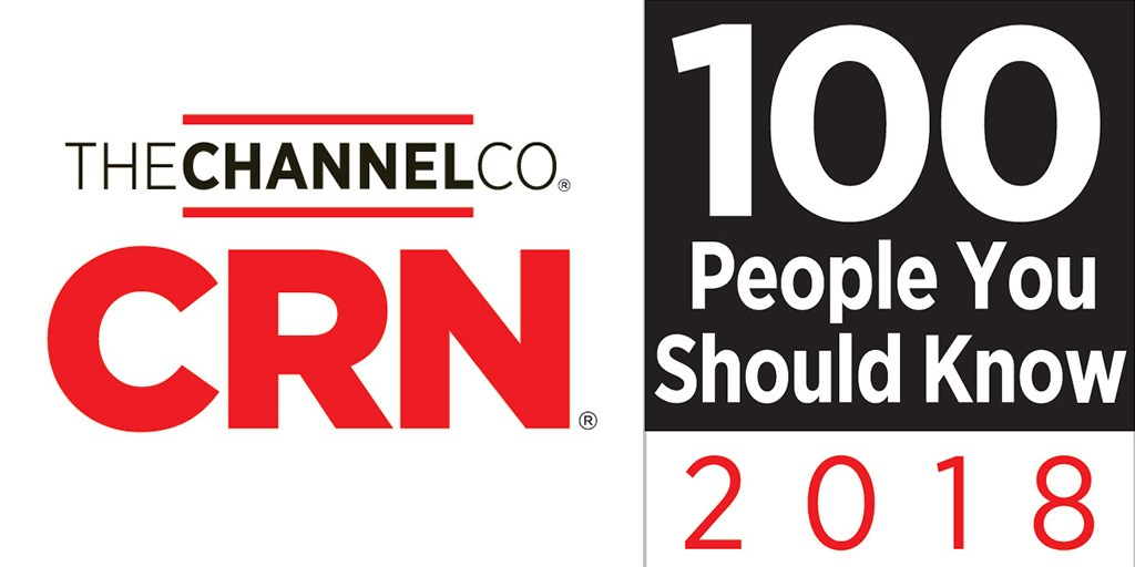Intermedia VP Eric Roach named one of CRN's 100 People You Don't Know But Should in 2018