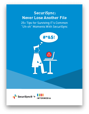 Check out our comprehensive Never Lose Another File campaign