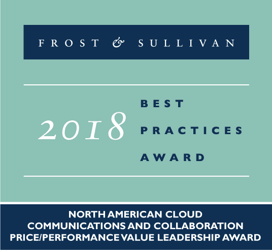 Frost & Sullivan Recognizes Intermedia for the Exceptional Value and Performance Offered by Intermedia Unite™
