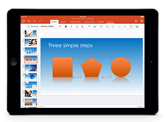 Office 365<sup>®</sup> Business from Intermedia-screenshot