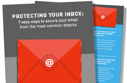 9 ways to protect your email from the most common attacks
