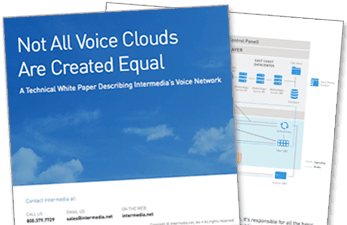 not all voice clouds PBX VoIP