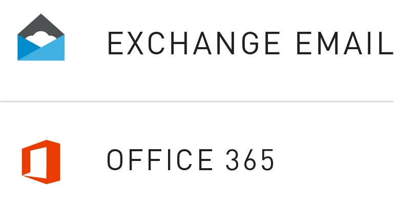 Exchange Email and Office 365