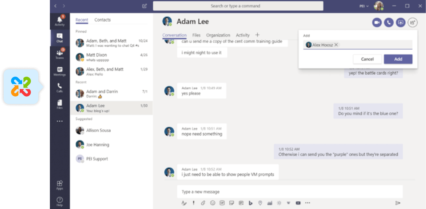 Intermedia Unite for Microsoft Teams
