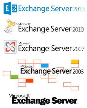 intermedia's exchange history for microsoft exchange server