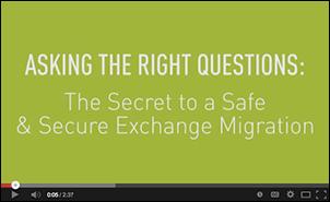 email migration secrets