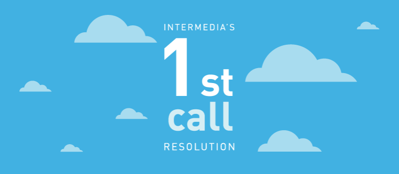 Intermedia's First Call Resolution – What happens when something ...