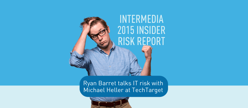 View post: Ryan Barrett talks IT risk management and compliance with Michael Heller at TechTarget