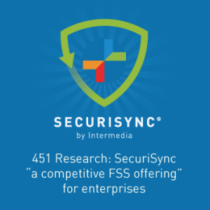 View post: From 451 Research: Intermedia's SecuriSync branches out with backup and recovery functionality