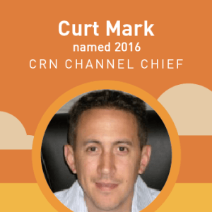 View post: Congratulations to Curt Mark, a 2016 CRN Channel Chief!