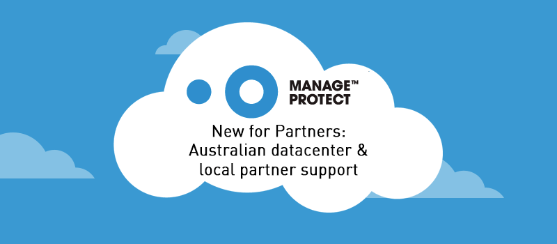 View post: New datacenter and even more support for our ANZ partners
