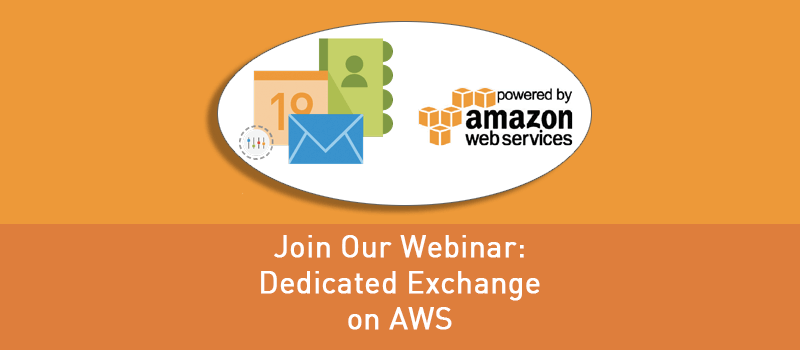 View post: AWS user? Join our webinar to learn how AWS overcomes security objections to cloud email