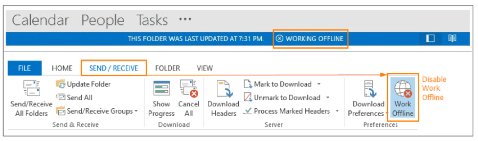 Quick Tips: Troubleshooting Outlook connectivity