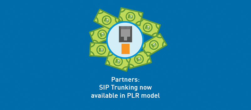 View post: Partners: Drive revenue by selling SIP Trunking under our PLR model