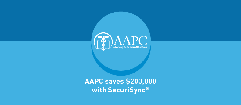 View post: AAPC saves $200,000 annually with SecuriSync file backup and sharing
