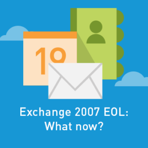 View post: Microsoft Exchange Server 2007 hits end of life: What now?