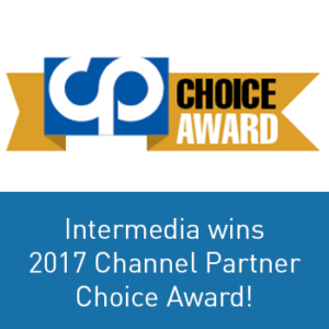 View post: Intermedia honored with 2017 Channel Partners Choice Award
