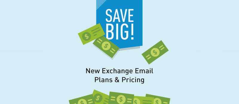 View post: Introducing NEW Exchange Email plans with lower pricing!