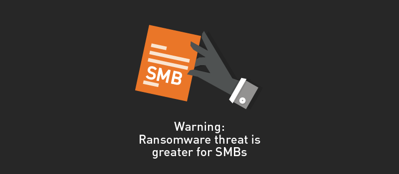 View post: Warning: When it comes to ransomware, SMBs are at greater risk (new data)
