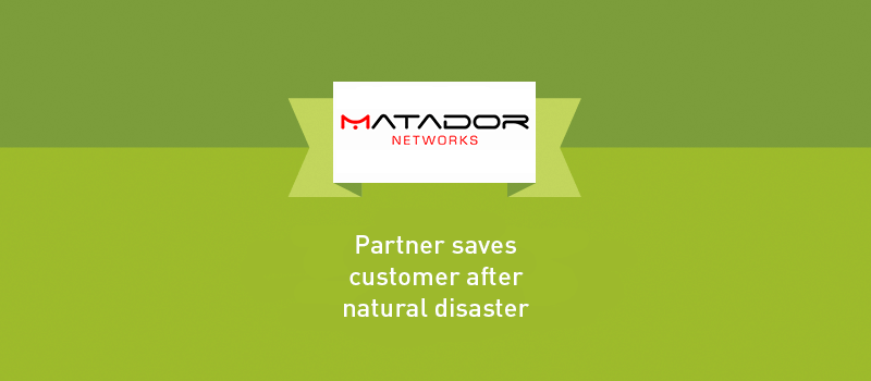 View post: Intermedia Partner Matador Networks recovers all critical data after disaster strikes