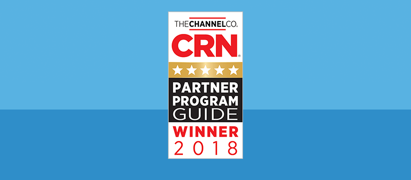 View post: Intermedia Given 5-Star Rating in CRN's 2018 Partner Program Guide