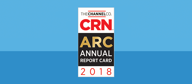 View post: Intermedia Named Overall Collaboration Winner in CRN's 2018 Annual Report Card