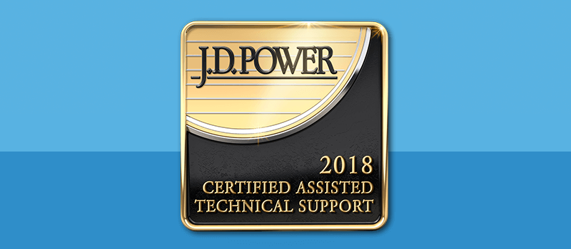 """View post: 3 Times Running — J.D. Power Certifies Intermedia for Providing """"Exceptional"""" Technical Support"""