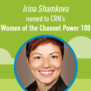 View post: Intermedia's SVP of Product Management, Irina Shamkova, Named to Power 100 of CRN's Most Powerful Women Of The Channel 2019